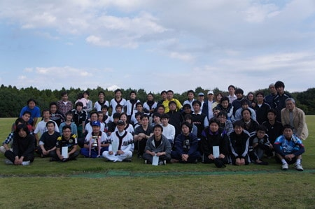 大会参加者全員の集合写真