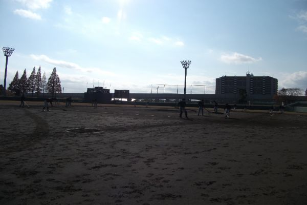 球場の様子1