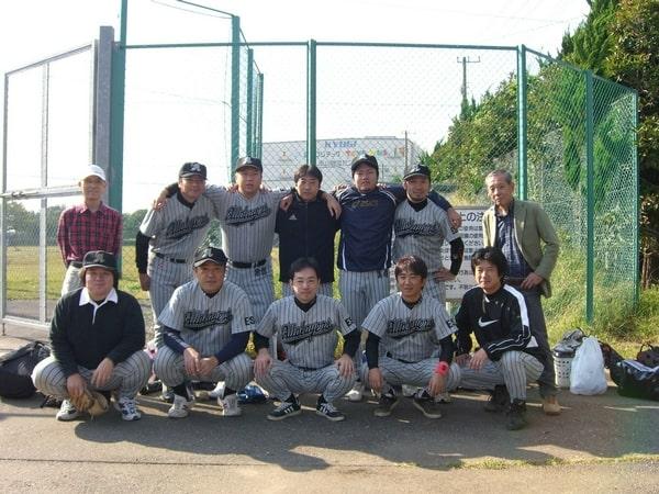 野球部集合写真